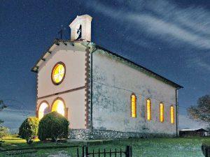 Chiesa di santa Maria di Castel d'Asso