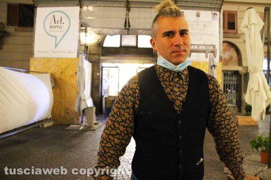 Viterbo - Ivan Guerrini del Bar Centrale