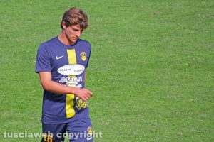 Sport - Calcio - Viterbese - Luca Falbo