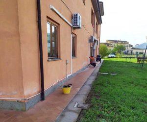 Civita Castellana - Il centro diurno Rosa Merlini Frezza