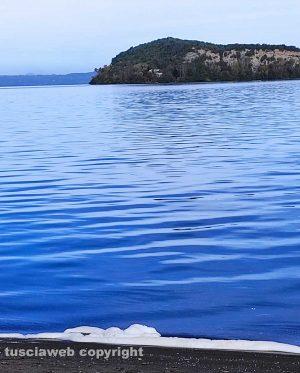 Bolsena - Sversamento nel lago di Bolsena