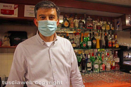 Viterbo - Andrea Perazzino del Bar Rodolfo