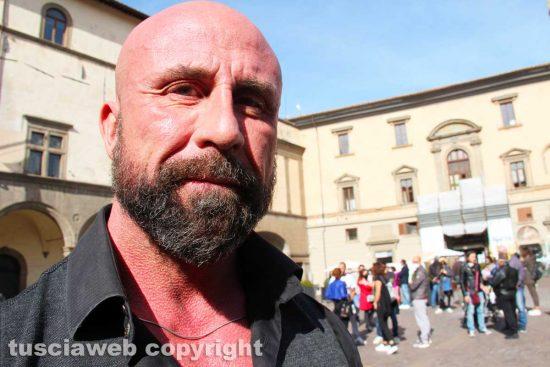 Viterbo - Il portavoce delle palestre Ugo Maria Bertoli