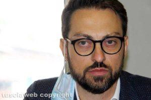 Acquapendente - Il direttore di Coldiretti Elvino Pasquali