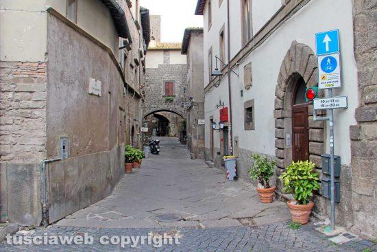 Viterbo - Via San Pellegrino