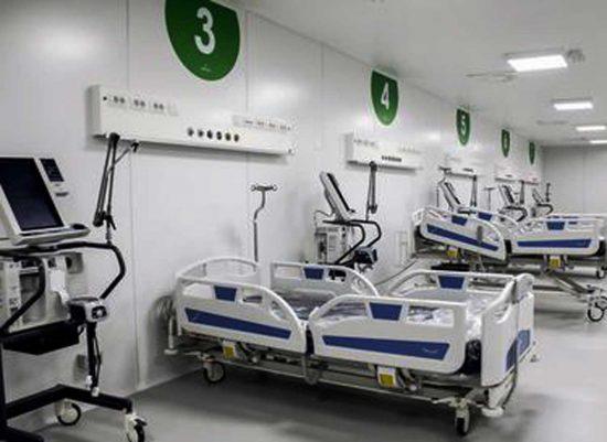 Ospedale Covid alla Fiera