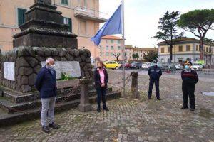 Monte Romano - La manifestazione in memoria di Norma Cossetto