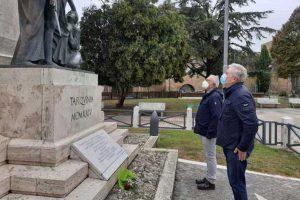 Tarquinia - La manifestazione in memoria di Norma Cossetto