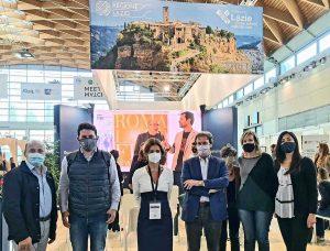Bagnoregio al Travel experience di Rimini