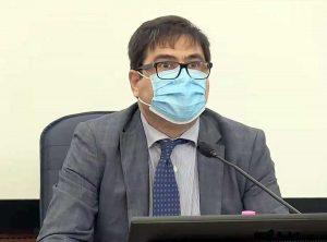 Regione - L'assessore D'Amato (Sanità) in conferenza stampa