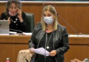 Consiglio regionale Coronavirus - Roberta Lombardi