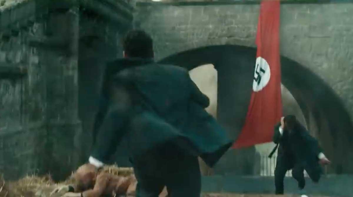 Immagini del trailer di Freaks out il nuovo film di Gabriele Mainetti