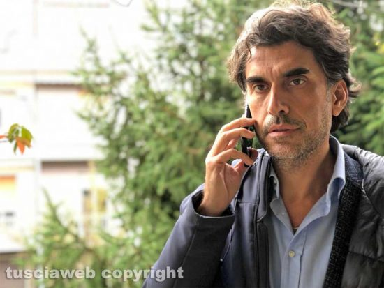 Viterbo - L'avvocato Luigi Padovan