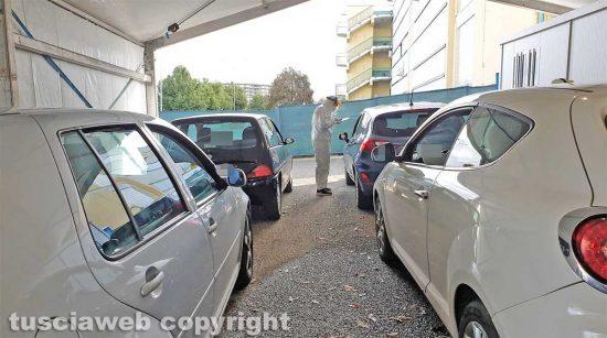 Viterbo - Il Drive In Test Point al Riello
