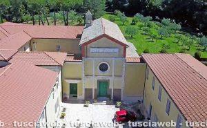 Farnese - Il monastero delle suore Mercedarie