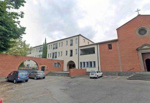 Viterbo - Il convento dei frati Cappuccini