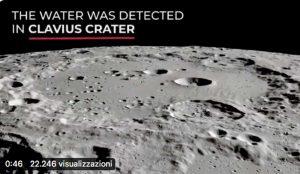 Clavius Crater sulla Luna