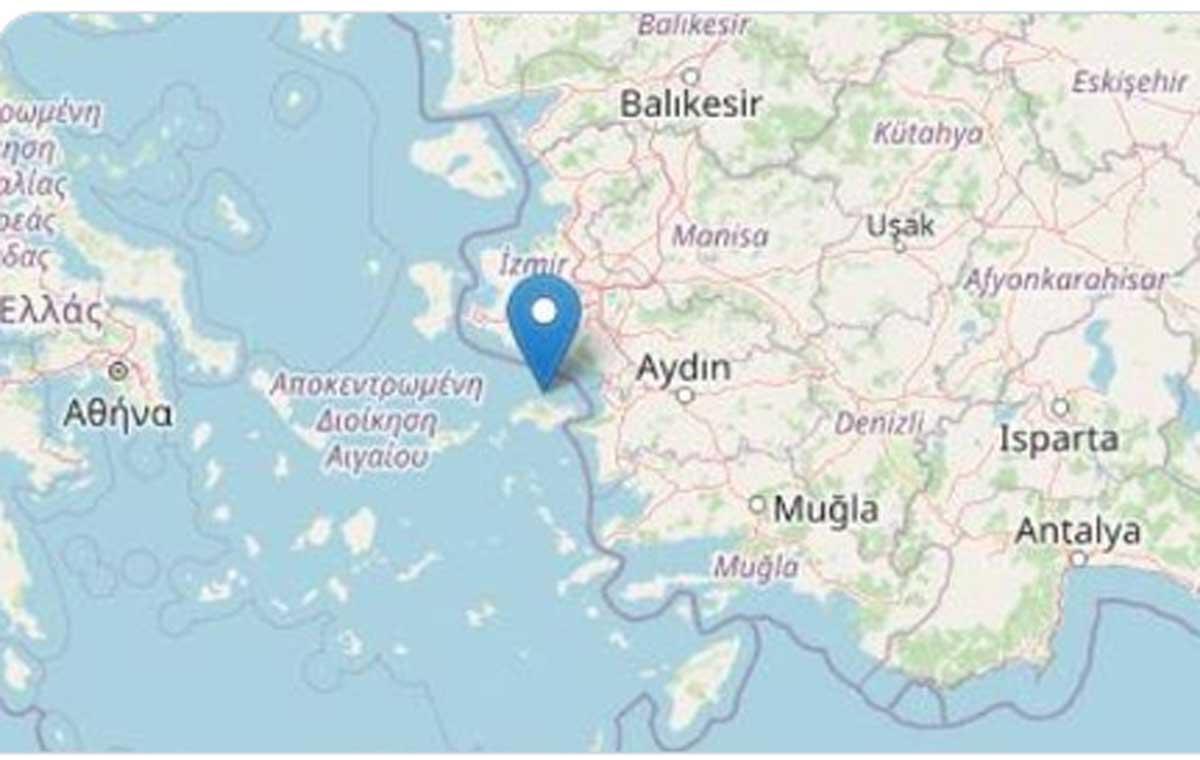 Turchia, terremoto di magnitudo 7 a Smirne: rischio Tsunami