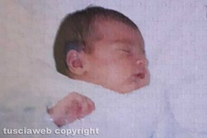 Una foto di Alessandro Pieracci da piccolo