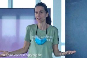 Irene Diez della Fondazione Ecoalf
