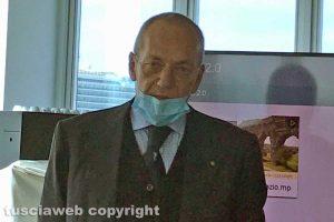 Giancarlo Russo, presidente di Se.Port