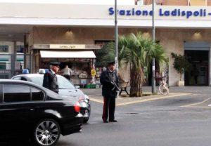 Ladispoli - Carabinieri
