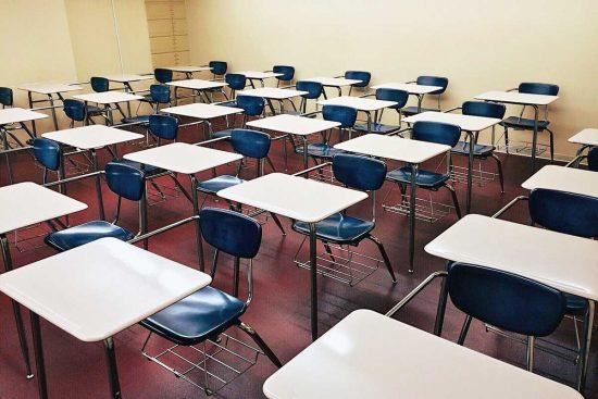 Scuola - Una classe