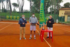 Sport - Tennis - Il torneo Bellettini di Vetralla