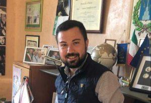 L'assessore Giovanni Corona