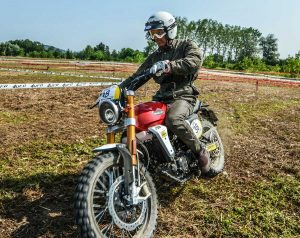Sport - Motociclismo - Trofeo maxienduro & scrambler