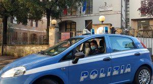 La polizia di Terni