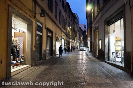 Viterbo - Corso Italia dopo le 18