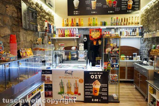 Viterbo - Il negozio di Monia Valdannini