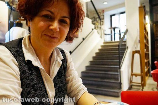 Viterbo - Vanessa Sansone , Bistrot del teatro