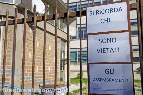 Viterbo - L'istituto Egidi