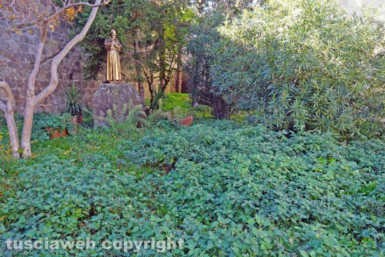 Viterbo - Il giardino di via dei giardini