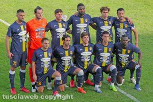 Sport - Calcio - Viterbese - La squadra