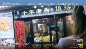Wuhan - Il video testimonianza di Ilham Mounssif