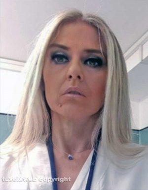 Viterbo - Lorena Cipollone, primario del pronto soccorso di Belcolle