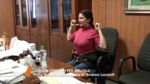 La madre di Andrea Landolfi sentita dal pm Pacifici in procura