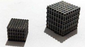 I metamateriali studiati dai ricercatori Unitus
