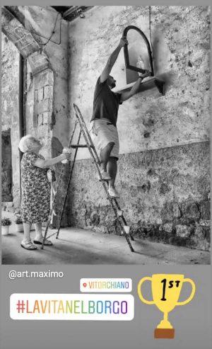 Vitorchiano - Primo classificato dell'Instagram Photo contest #lavitanelborgo
