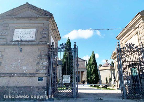 Viterbo - Cimitero San Lazzaro