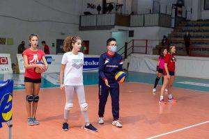 Sport - Volley - Jvc Civita Castellana - Gli allenamenti del settore giovanile