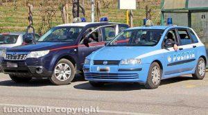 Carabinieri e polizia - Immagine di repertorio