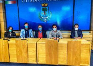 Civitavecchia - Il gruppo consiliare della Lega