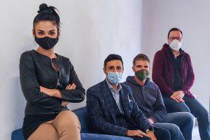 Tarquinia - Il team di ChilometroZero