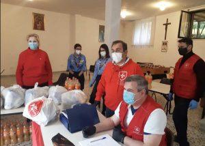 L'ordine di Malta alla giornata mondiale del povero