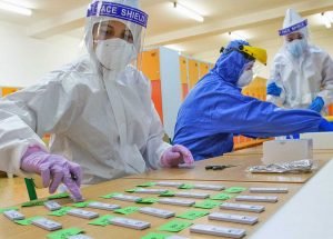 Coronavirus - Test antigenici rapidi