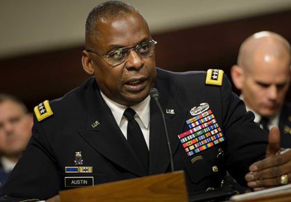 Biden sceglie il primo afroamericano a capo del Pentagono